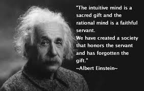 Albert Instein the gift