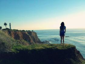 happiness on coast